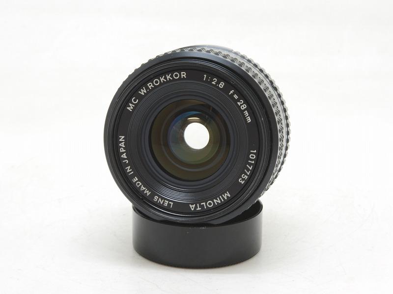 【委託】MINOLTA(ミノルタ) X-500 MC55/1.7・MC28/2.8付 (NI-3139)