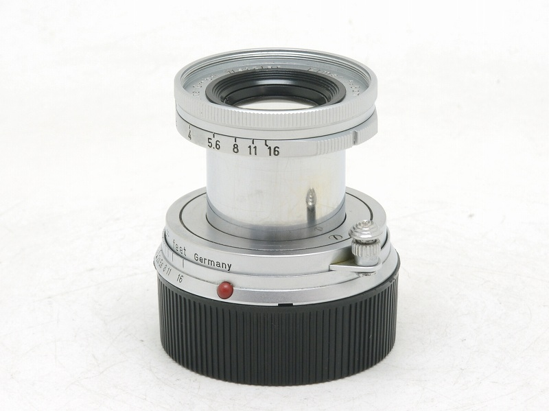 Leica(ライカ) Elmar-M 50mm F2.8 158万台 (NW-2928)