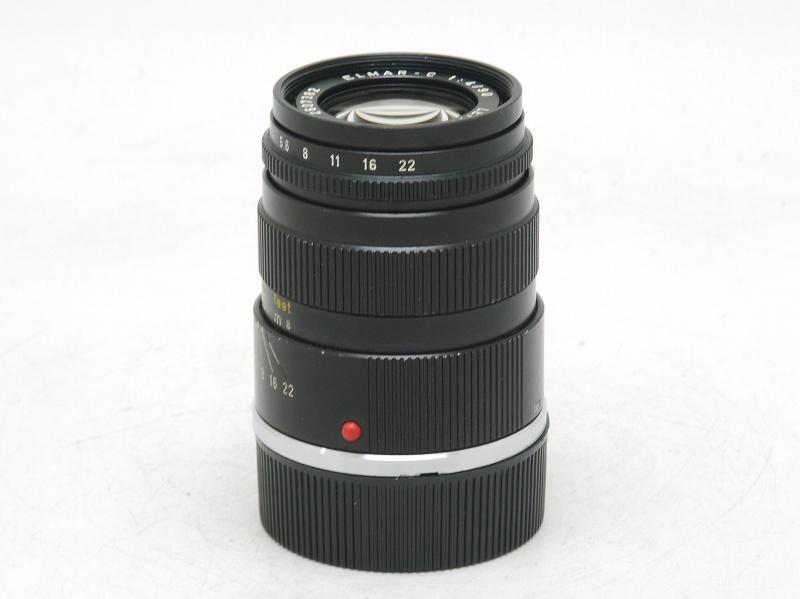 Leica(ライカ) Elmar-C 90mm F4 (NW-2929)