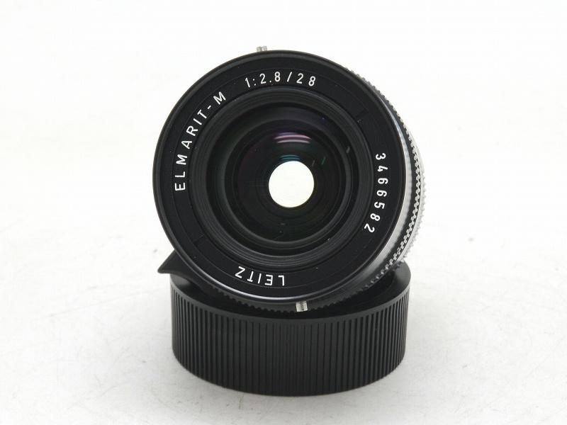 Leica(ライカ) ELMARIT-M 28mm F2.8 (3rd・E49) 346万台 (NW-2953)