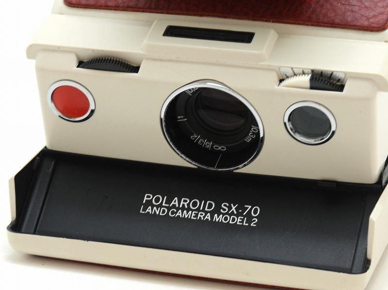 Polaroid(ポラロイド) SX-70 MODEL 2 (NN-597)