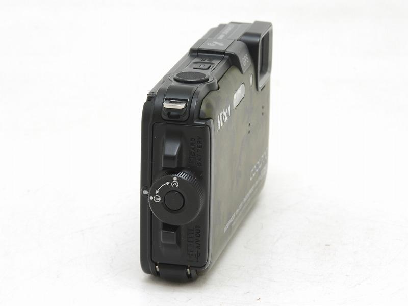 Nikon(ニコン) COOLPIX AW100 フォレストカムフラージュ (NJ-5015)