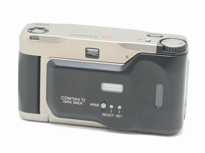 CONTAX(コンタックス) T2 チタン (データバック付) (NS-148)