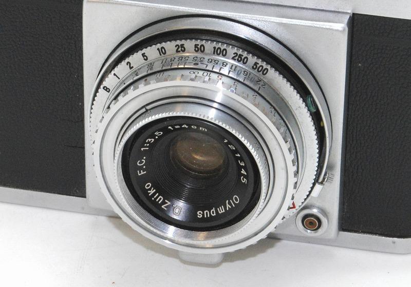 【委託】オリンパス 35S (NI-2736)