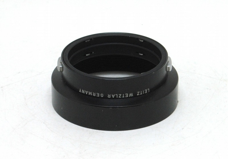 Leica(ライカ) R35/2.8・50/2用フード 12564 (NN-358)