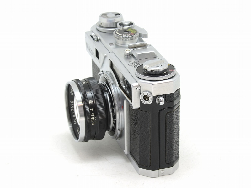 Nikon(ニコン) SP (チタン幕) 50/1.4付 (NJ-4988)