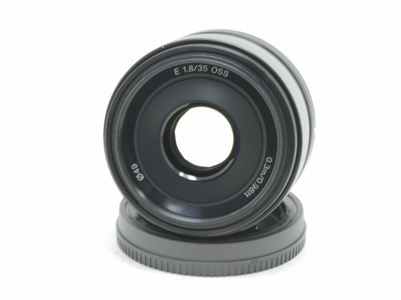 SONY(ソニー) E 35mm F1.8 OSS (NS-152)