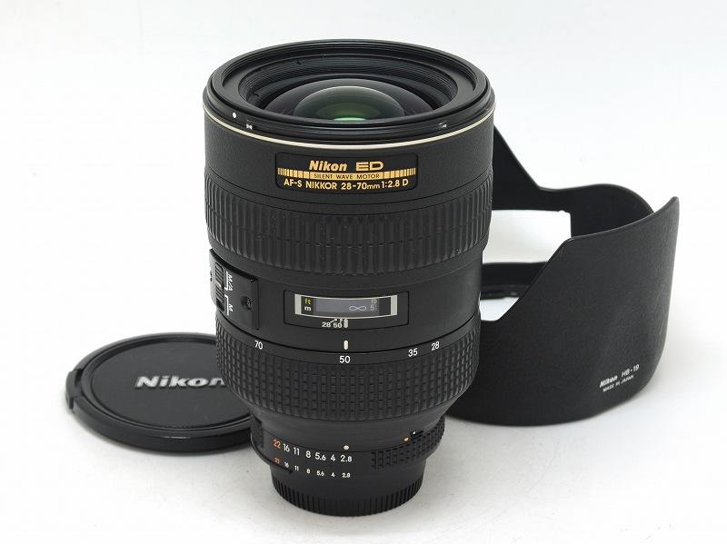 Nikon(ニコン) AF-S 28-70mm F2.8D ED (NW-2458)