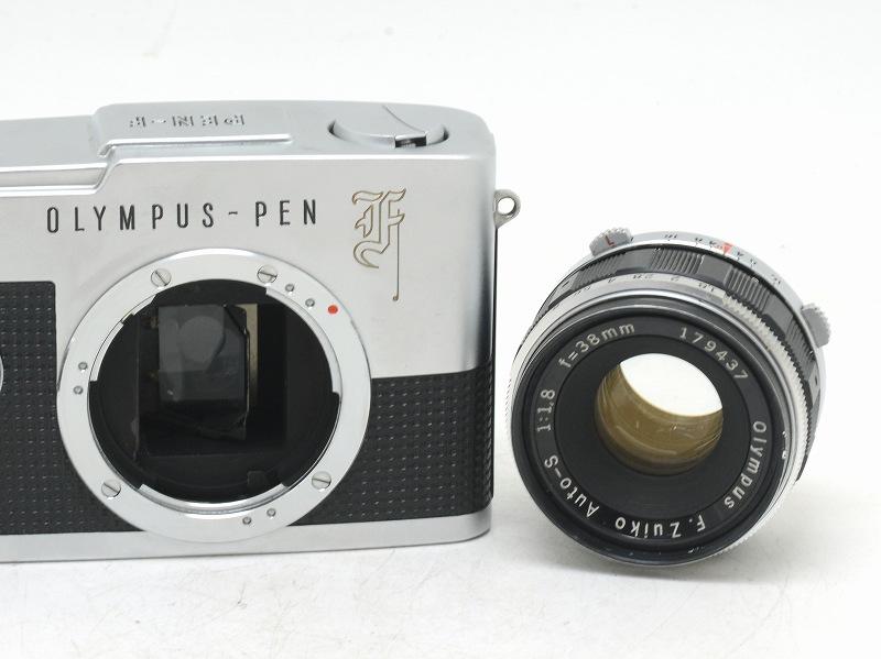 OLYMPUS(オリンパス) PEN F 38/1.8付 (NW-2940)