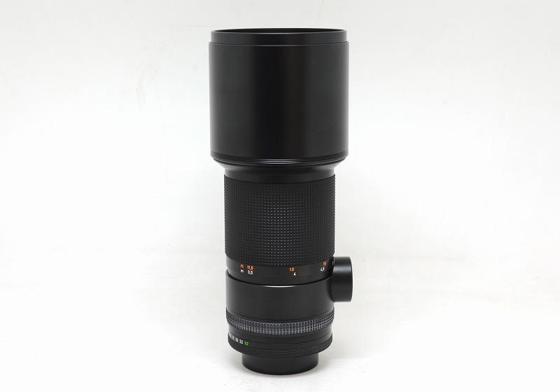 CONTAX(コンタックス) Tele-Tessar 300mm F4 MMJ (NJ-4916)