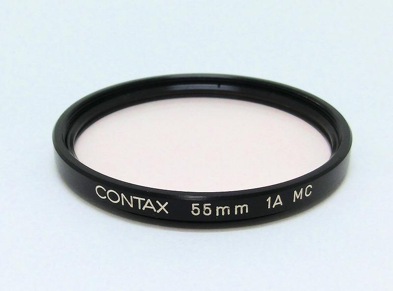 CONTAX(コンタックス) フィルター 55mm 1A MC スカイライト (0NAC-2090)