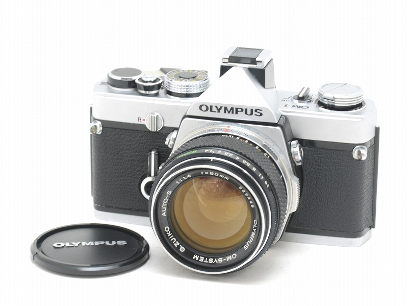 OLYMPUS(オリンパス) OM-1 シルバー 50/1.4付 (NW-2475)