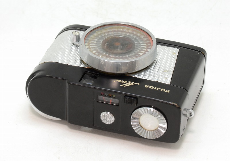 FUJICA(フジカ) Mini シルバー (NJ-4896)