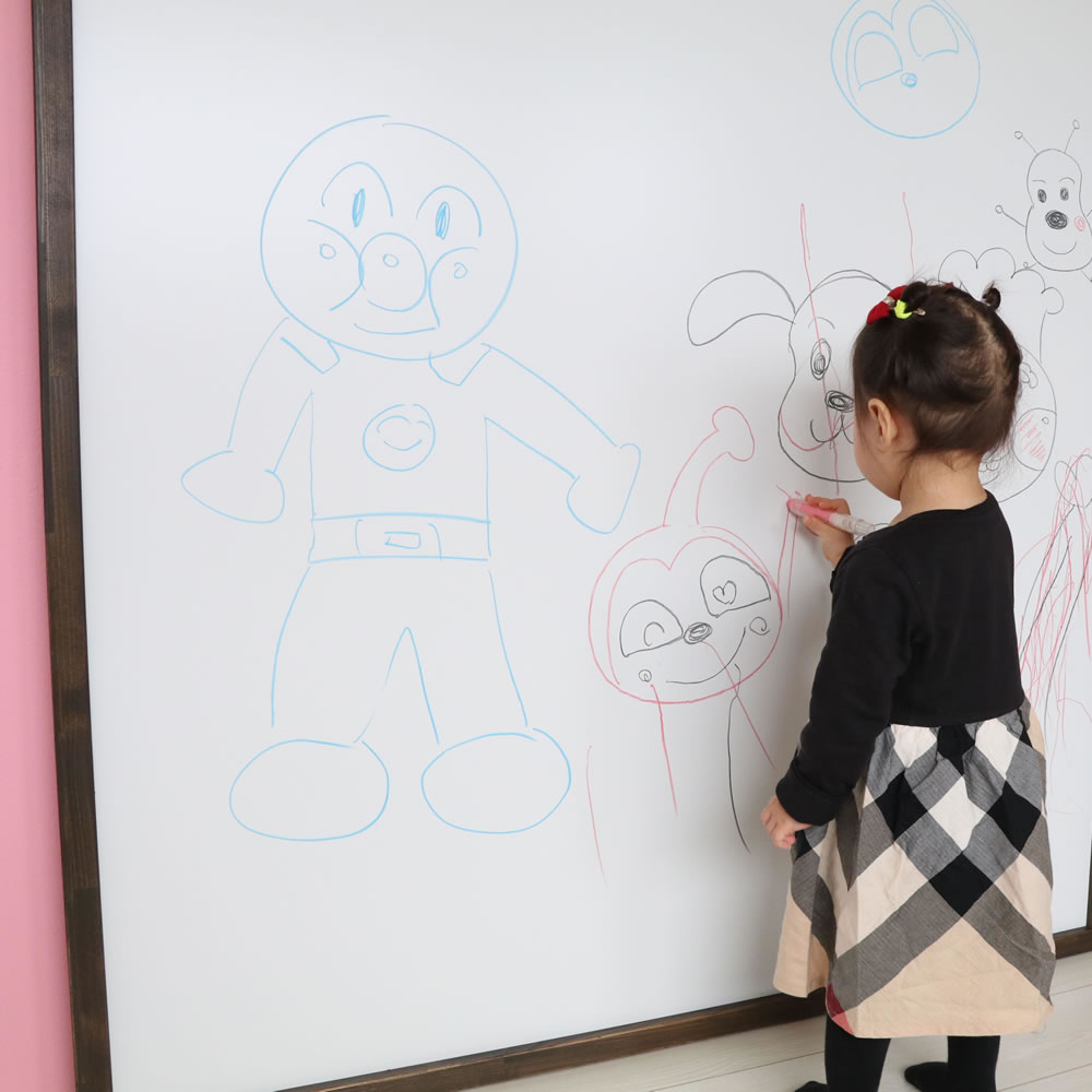 家庭用黒板「ファミリーボード」(パステルボード)1200×900mm