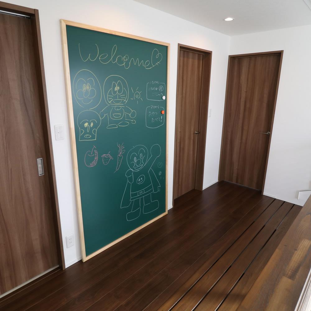 家庭用黒板「ファミリーボード」(チョークボード)1200×900mm
