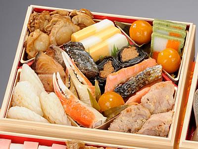 京のおせち 慶賀(四段)