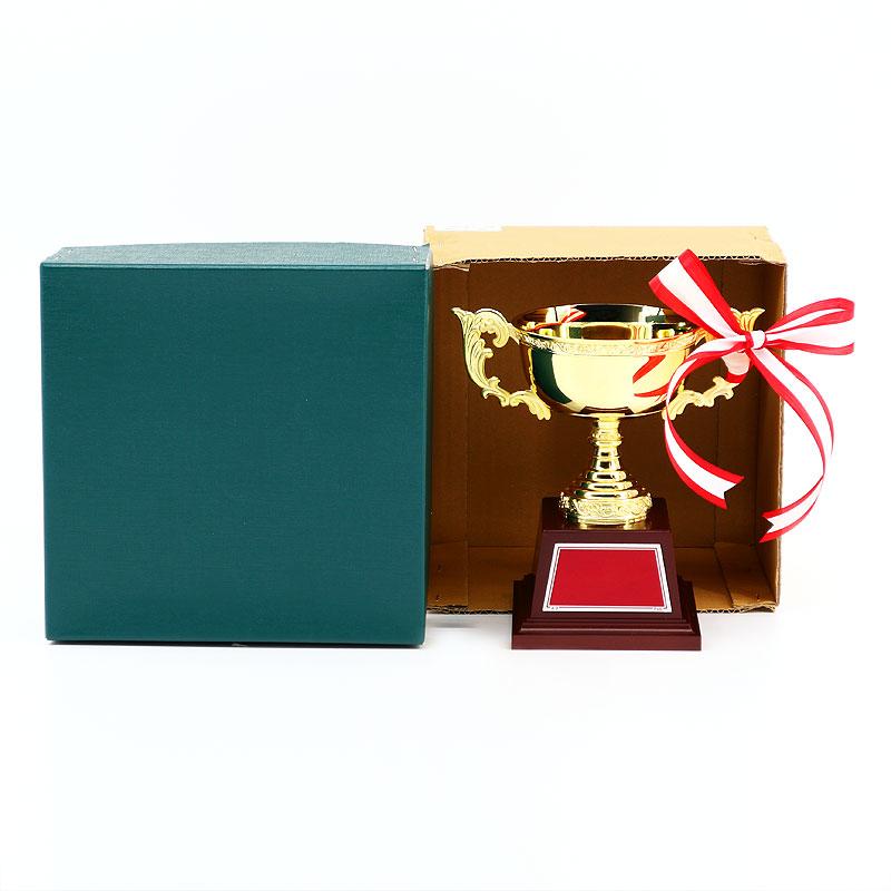 タブ カップ ゴールドカラー(リボン付き)
