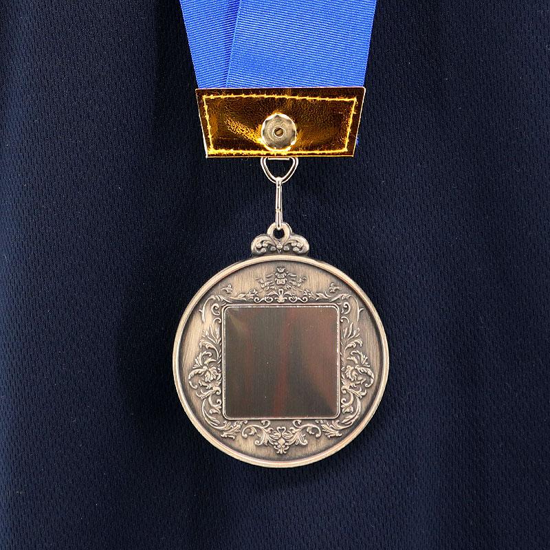 マルチカラーメダル