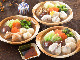レンジで簡単調理!ひとり占めにゅ〜個食鍋3種セット