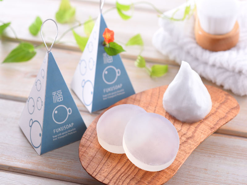 Fleur Parler(フルールパルレ) FUKU SOAP(福石けん)