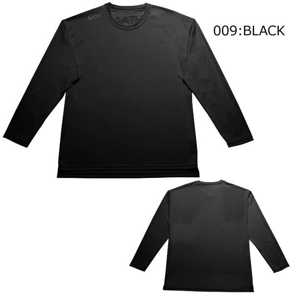 アース A.A.TH ロングTシャツ AAJ99302 【クロスカントリースキー店舗】