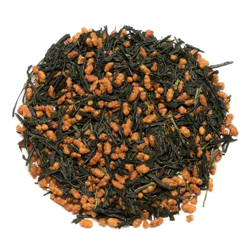 玉露玄米茶 玉龍
