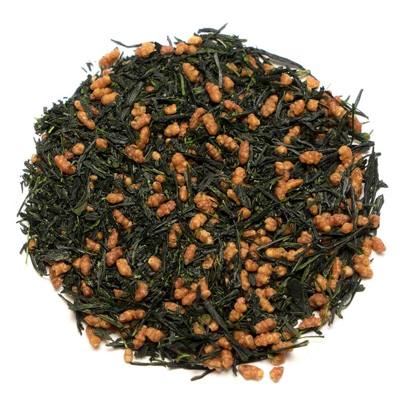 玉露玄米茶 大門