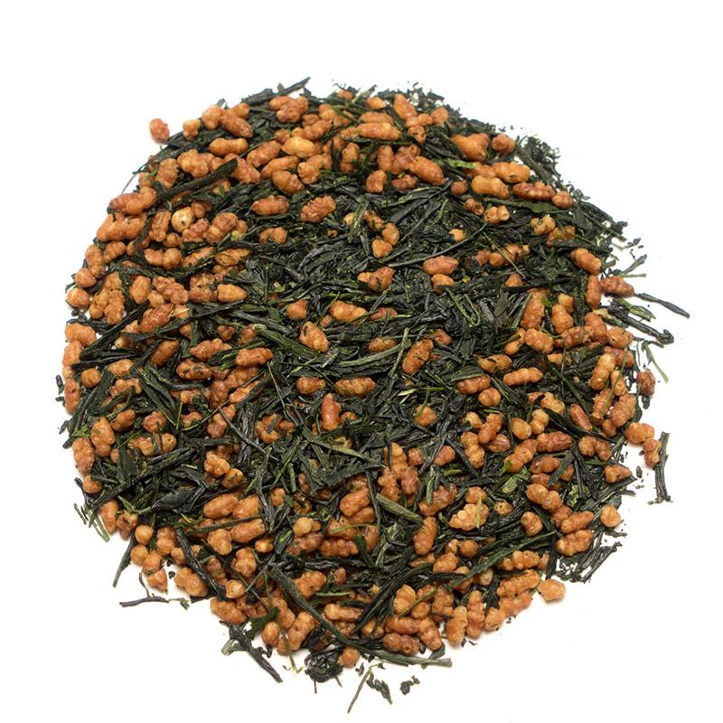 かぶせ玄米茶 宇治の露