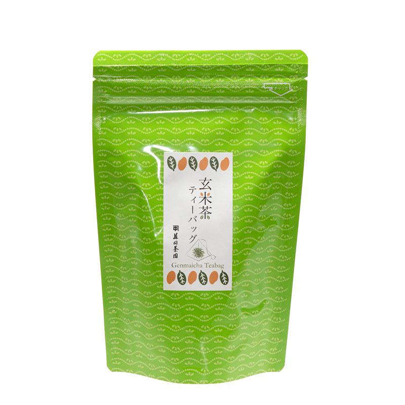 玄米茶 テトラティーバッグ(3g×22個入)