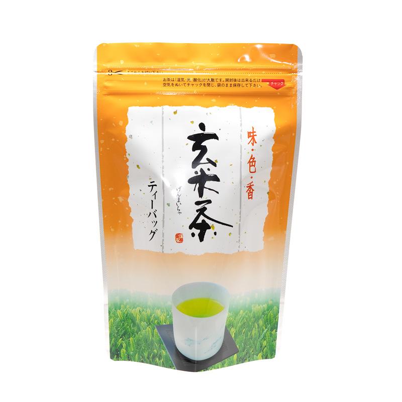 玄米茶 ティーバッグ(8g×16個入)