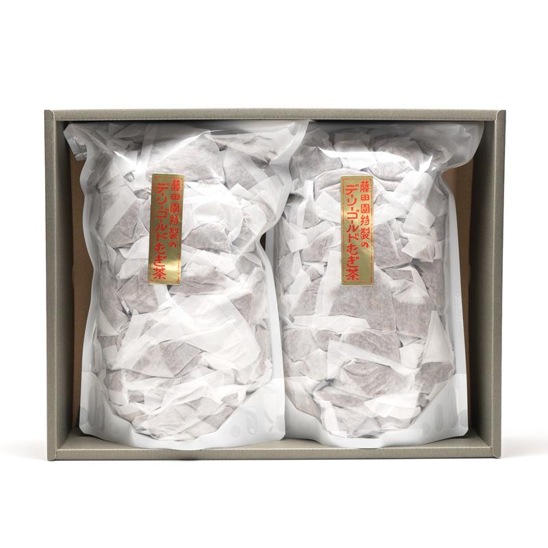 特製デーリーゴールド麦茶のギフト