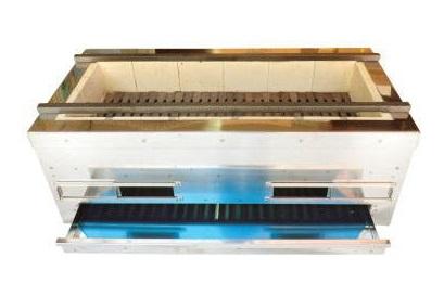 炭用耐火レンガ式焼物器 HTCSシリーズ