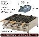 IKKたい焼き機 KTHAシリーズ(4連) スモールサイズ