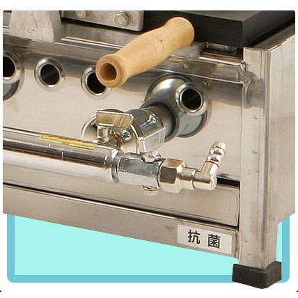 IKKたい焼き機 MTHAシリーズ(2連) ミニミニサイズ