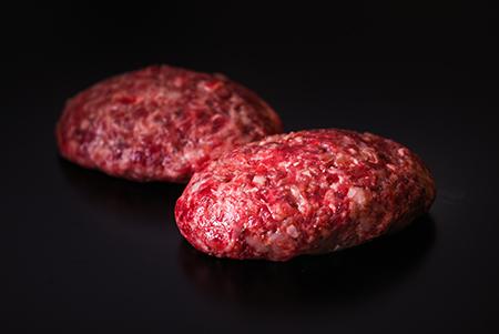 【予約販売】手ごねハーブ牛ハンバーグ<生> 6個セット