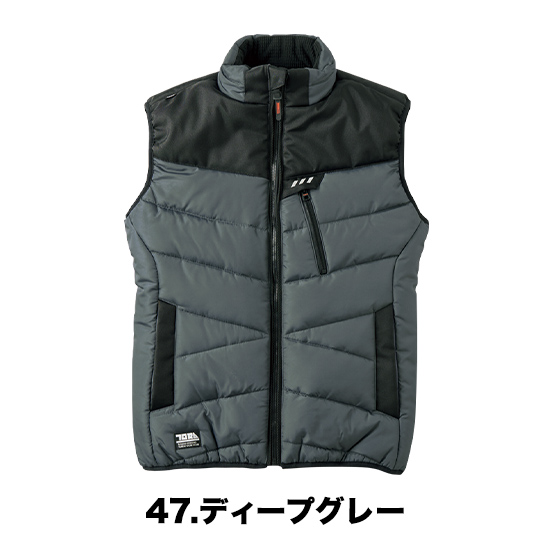 寅壱 2587-602 防寒ベスト