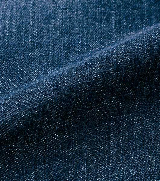 寅壱 8930-554 ストレッチデニム蛇腹ライダースジャケット 4Lサイズ