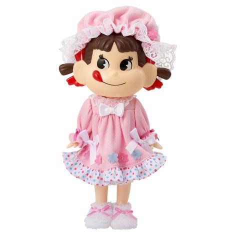 ぱちくりペコちゃん人形 スヤスヤおねんねペコちゃん