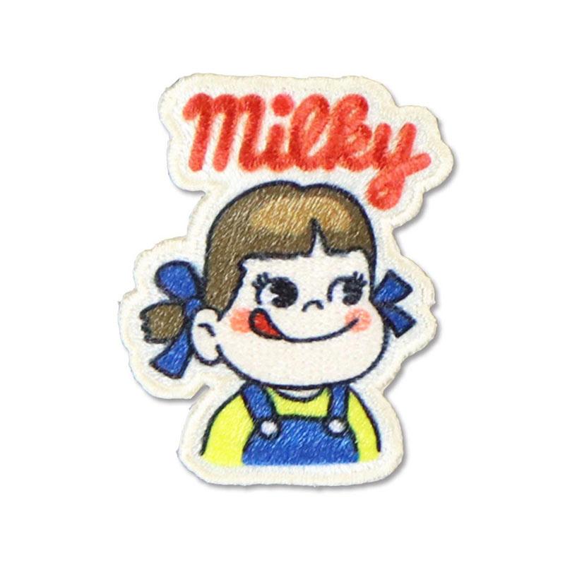 【再入荷】刺繍ステッカー ミルキー