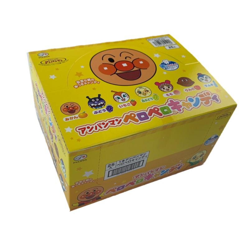 1本アンパンマンペロペロキャンディ(25本入)