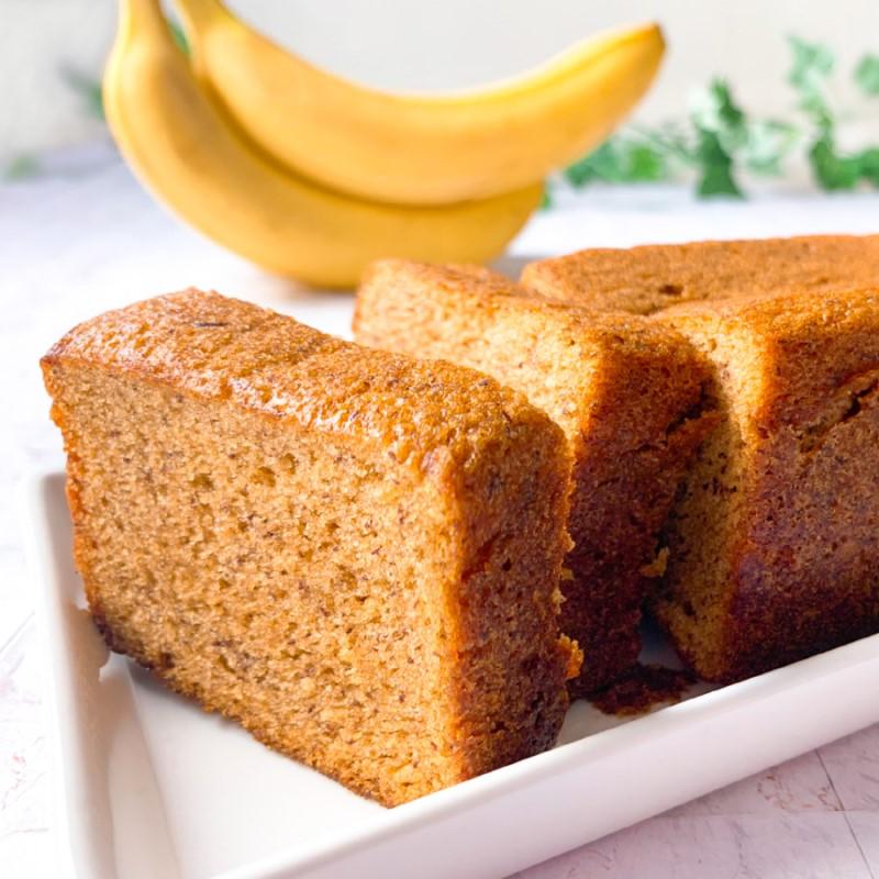 完熟バナナブレッド