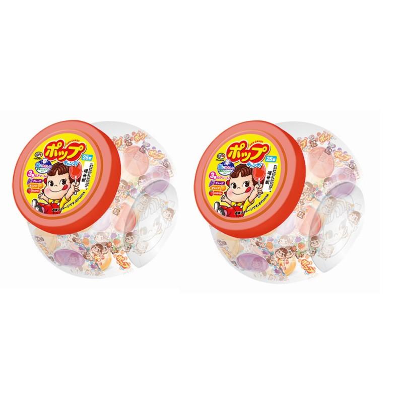 【セール】容器入りポップキャンディ2個セット
