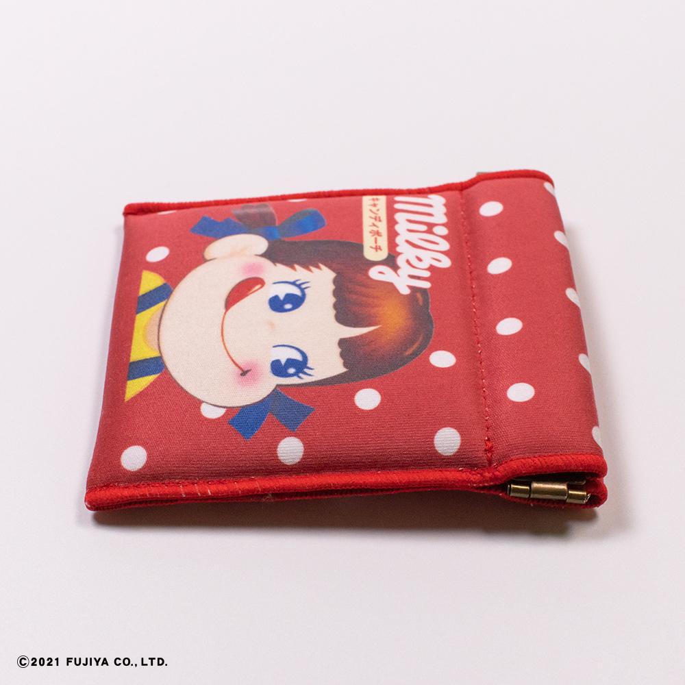 キャンディポーチ(ペコちゃん)