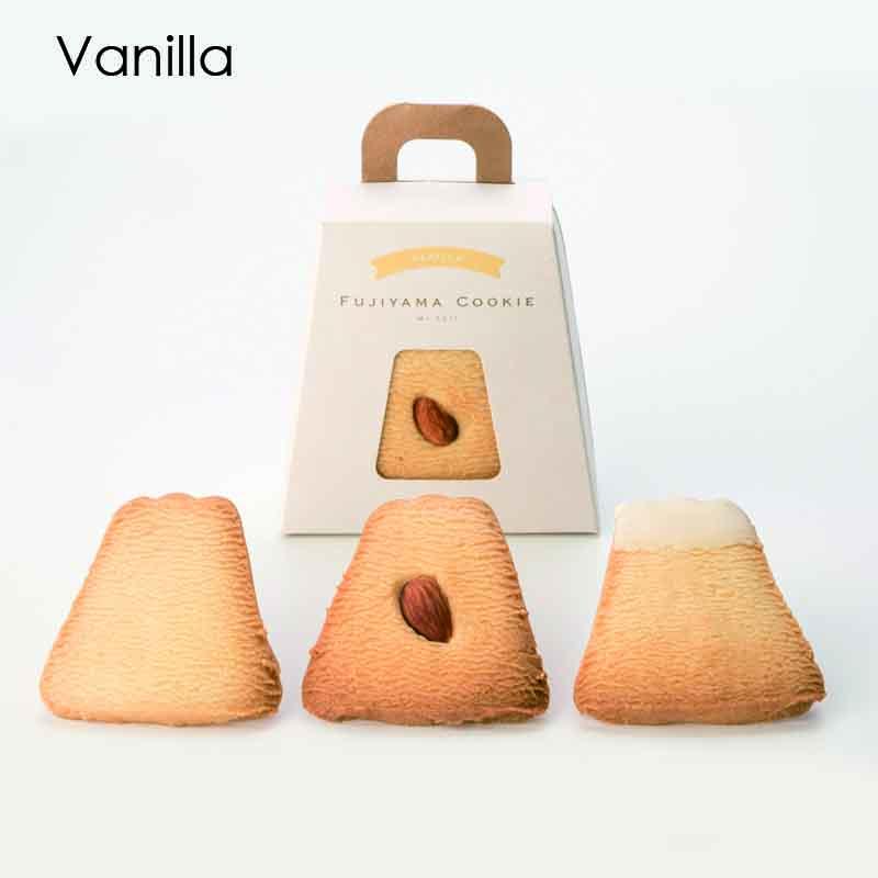 フジヤマクッキー3枚入 3個セット(アソート)