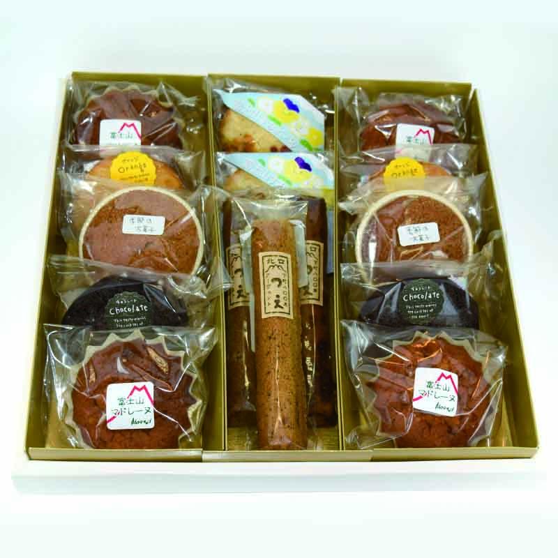 アーヴェント 焼き菓子詰め合わせ 15個