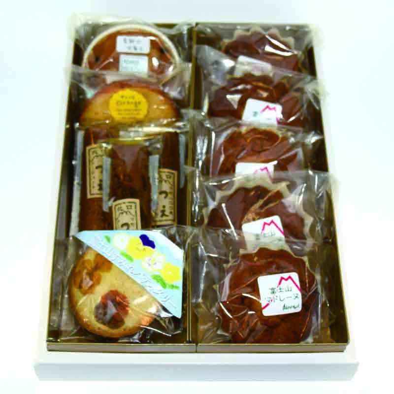 アーヴェント 焼き菓子詰め合わせ 11個