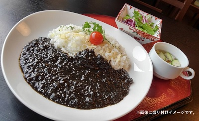 忍者の黒カレー(3食セット)