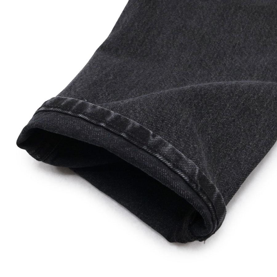 LEVI'S ACTION SPORTS リーバイス ジーンズ デニムパンツ SKATE 511 SLIM FIT DENIM PANT CHNA PEAK ブラック 黒