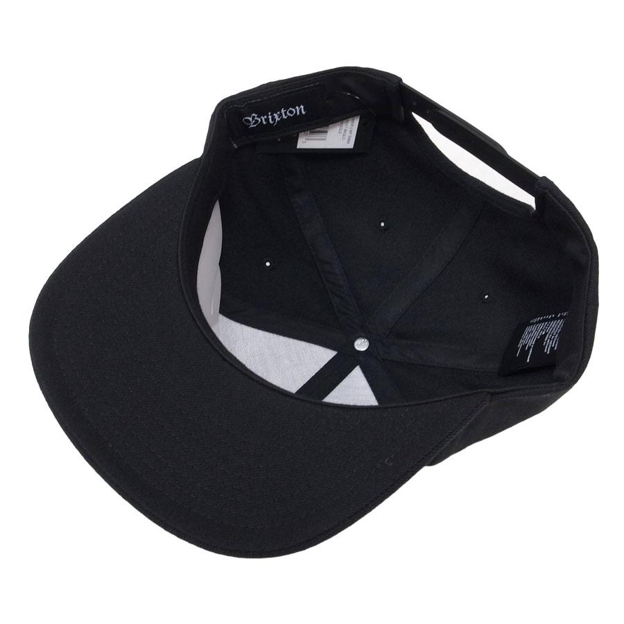 BRIXTON ブリクストン キャップ 帽子 PLMER II MR 4色 ブラック 黒 グレー グリーン レッド