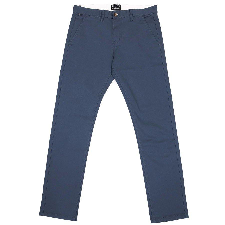 AFENDS アフェンズ サーフ チノパン ストレート メンズ ズボン パンツ RIVAL CHINO PANT